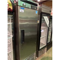 BLUE AIR BSF23 STAINLESS STEEL SINGLE DOOR COMMERCIAL MOBILE FREEZER