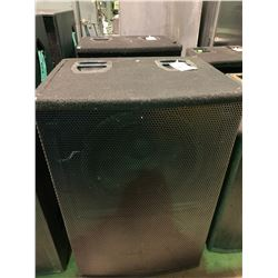 PAIR OF YORKVILLE ELITE ES1004 PROFESSIONAL SOUND REINFORCEMENT LOUD SPEAKER SYSTEM