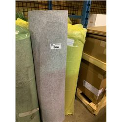 "ROLL OF 54"" X 60' 30 SQ YARDS SPONGE CUSHION"