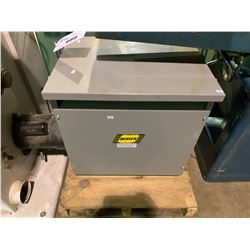BEAVER ELECTRICAL MACHINERY 3 PHASE TRANSFORMER SERIAL D15735