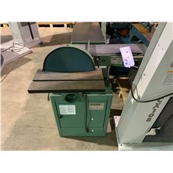 GENERAL MODEL 15015M1 BELT & DISC SANDER  HP 1, 2000 RPM, 110-220V, PHASE 1