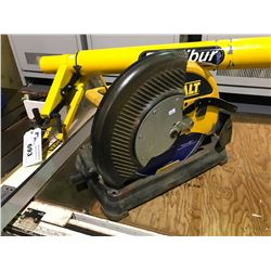 "DEWALT DW872 14"" MULTICUTTING CHOP SAW"