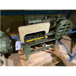 "JET 12"" METAL CUTTING INDUSTRIAL BANDSAW"