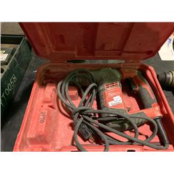 "MILWAUKEE 5/8"" SDS + ROTARY HAMMER DRILL IN CASE"