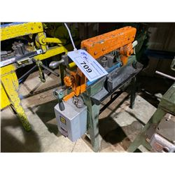 "KELLER 12"" METAL CUTTING INDUSTRIAL BANDSAW"