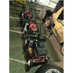TORO COMMERCIAL GAS POWERED LAWN MOWER