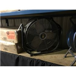 POWERFIST ELECTRIC SHOP FAN