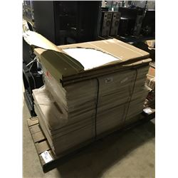 PALLET OF TROTTER & MORTON ASSORTED METAL ACCESS DOORS