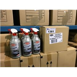 2 BOXES OF 6 X 1L CARPLAN PREWASH DEGREASER & TAR REMOVER AUTOMOTIVE CLEANER