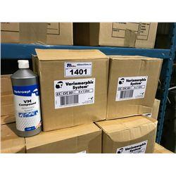 2 BOXES OF 6 X 1L CARPLAN TETROSYL VM COMPOUND AUTOMOTIVE CLEANER