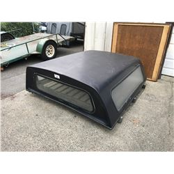 """HORNSBY BLACK TRUCK CANOPY 72"""" X 78"""""""