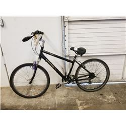 BLACK HARO HEARTLAND MOUNTAIN BIKE