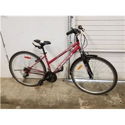 RED SUPERCYCLE SOLARIS MOUNTAIN BIKE