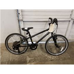 BLACK CHILDS GARNEAU BIKE