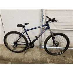 BLUE SPECIALIZED ROCK HOPPER COMP FS MOUNTAIN BIKE