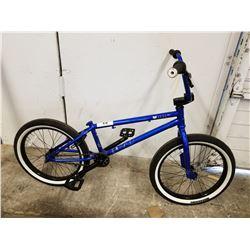 BLUE HARO BMX BIKE