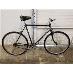 NAVY BLUE RALEIGH ROAD BIKE