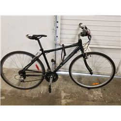 BLACK GARNEAU ROAD BIKE