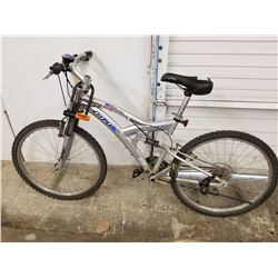 SILVER SPALDING ATB SERIES A.T. MOUNTAIN BIKE