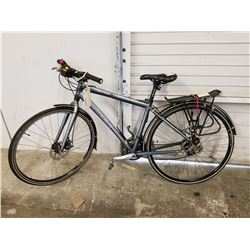 GREY TREK 7.5 FX ROAD BIKE