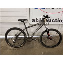 GREY KONA BLAST MOUNTAIN BIKE