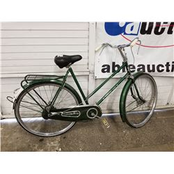 GREEN VEDERLIGHT LUXE ROAD BIKE