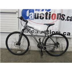 GREY NORTHROCK MOUNTAIN BIKE