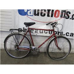 RED NORCO ROAD BIKE