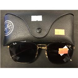 RAYBAN SUNGLASSES WITH CASE (AUTHENTICITY NOT VERIFIED - SEIZED STORAGE)
