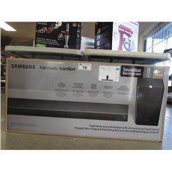 SAMSUNG HARMON/KARDON HW-N850 SOUNDBAR & SUBWOOFER