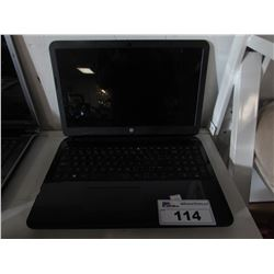 HP LAPTOP FOR PARTS & REPAIR (SEIZED STORAGE)