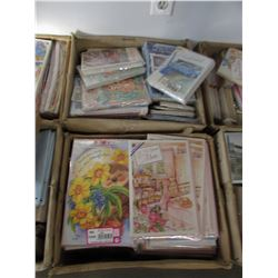 2 BOXES OF NEW ASSORTED SEASONAL & BIRTHDAY CARDS