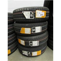 4 NEW CONTINENTAL 4X4 CONTACT 235/65R17 XL 108V TIRES ($5 ECO FEE CHARGE PER TIRE)