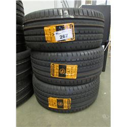 3 NEW CONTINENTAL SPORT CONTACT 255/40R19 TIRES ($5 ECO FEE CHARGE PER TIRE)