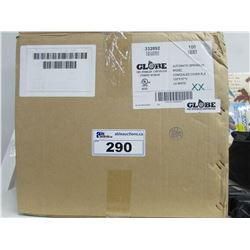 BOX OF GLOBE AUTOMATIC SPRINKLERS