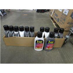 12X - 500ML BOTTLES OF TCUT COLOR FAST AUTOMOTIVE COLOUR RESTORER