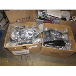 2 BOXES OF BIKE TIRE FLENDERS