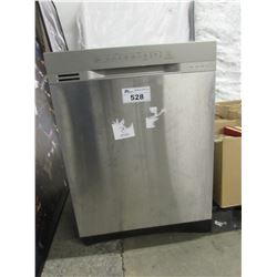 SAMSUNG STAINLESS WASHER MODEL DW80N3030US/AA (WORKING CONDITION UNKNOWN)