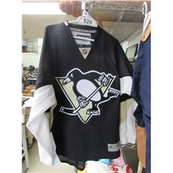 PITTSBURGH PENGUINS JERSEY SIZE MEDIUM