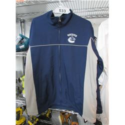 VANCOUVER CANUCKS JACKET SIZE LARGE