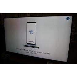 "75"" SAMSUNG 4K UHD HDR LED TIZEN SMART TV (MODEL UN75NU6900F) *BURNS / LINE IN SCREEN*"