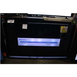 "50"" TOSHIBA LED TV (MODEL 50L4200) *BURNS IN SCREEN*"