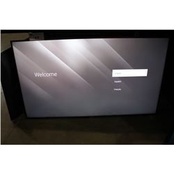 "49"" SONY BRAVIA 4K UHD HDR LED ANDROID SMART TV (MODEL XBR-49X900F)"