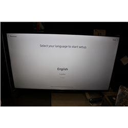 "43"" SAMSUNG TV (MODEL UN43NU6900FXZC)"