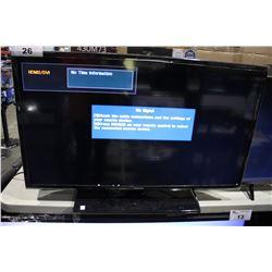 """40"""" SAMSUNG TV (MODEL UN40H5003AF)"""