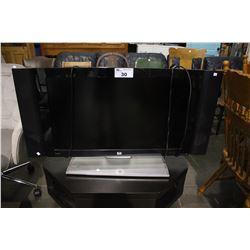 "37"" HP PAVILION LCD HD TV (MODEL LC3700N)"