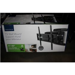 "47-80"" INSIGNIA FULL-MOTION TV WALL MOUNT"