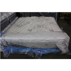 KING SIZE BEAUTYREST IMPERIAL COLLECTION MATTRESS AND BOXSPRING SET
