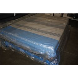 QUEEN SIZE ICOMFORT MATTRESS AND BOXSPRING SET
