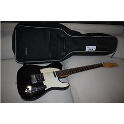 CARLSON TELE TYPE GUITAR WITH VOYAGER GIG BAG